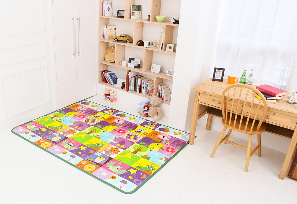 摺叠式游戏垫 - 动物世界
